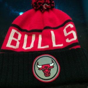 BRAND NEW Chicago Bulls Mitchell & Ness Hat